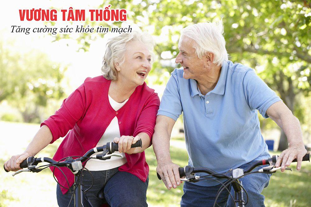 Đạp xe là bộ môn thể thao rất thích hợp với người bệnh suy tim độ 2